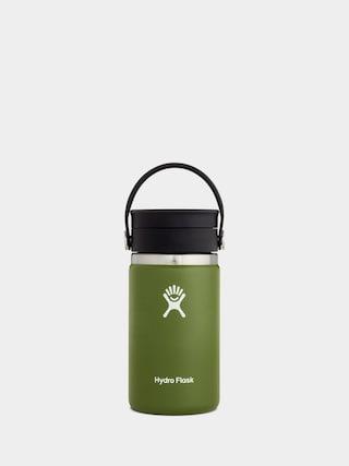 Ceau0219cu0103 Hydro Flask Wide Mouth Flex Slip Lid 375 Ml (olive)