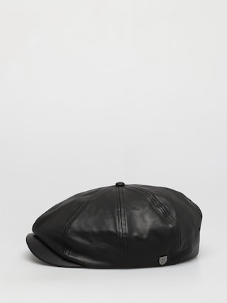 Brixton Pu0103lu0103rie cu cozoroc Brood Snap ZD (black leather)