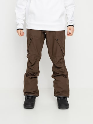 Pantaloni pentru snowboard Volcom Articulated (black military)