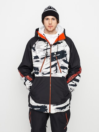 ThirtyTwo Geacu0103 de snowboard Tm Jacket (white/camo)