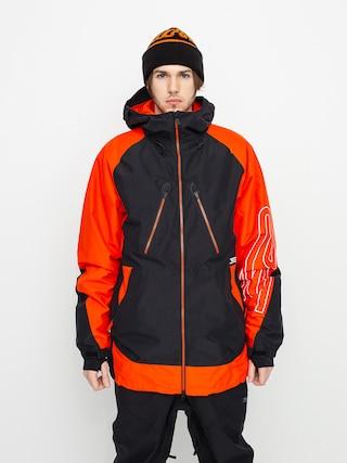 Geacu0103 de snowboard ThirtyTwo Tm Jacket (black/orange)