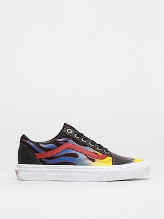 Pantofi Vans Old Skool (racer black/red)