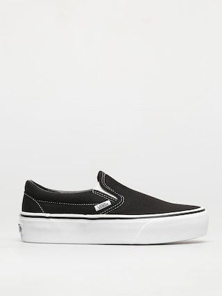 Pantofi Vans Classic Slip On Platform (black)