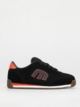 Etnies Pantofi Lo Cut II Ls (black/dark grey/gum)