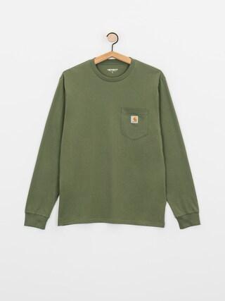 Carhartt WIP Tricou Pocket (dollar green)