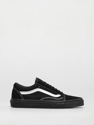 Vans Pantofi Old Skool (suede/canvas black/black/true white)