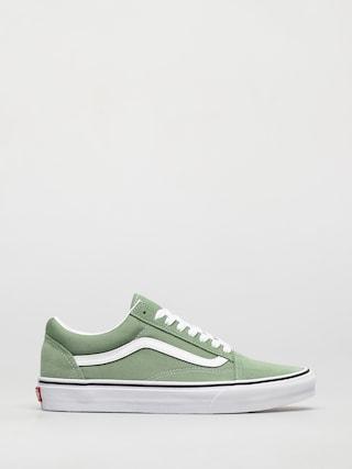 Vans Pantofi Old Skool (shale green/true white)
