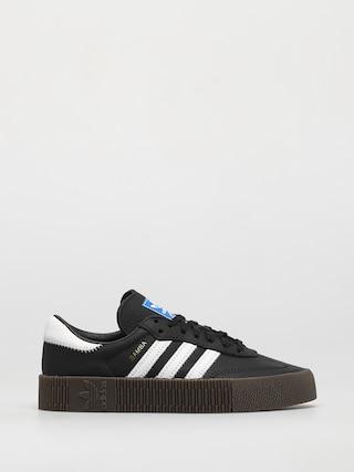 Pantofi adidas Originals Sambarose Wmn (cblack/ftwwht/gum5)
