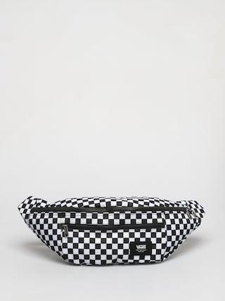Borsetu0103 de bru00e2u Vans Ward (black/white check)