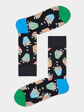 Happy Socks u0218osete Popcorn (black)