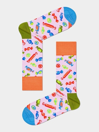 Happy Socks u0218osete Candy (pink)