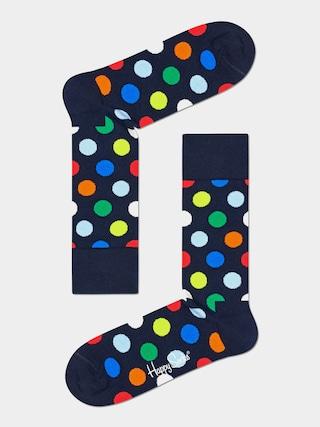 u0218osete Happy Socks Big Dot (navy)
