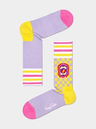 Happy Socks u0218osete Roar Thin (pink)