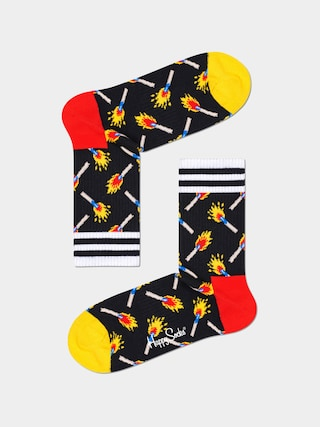 Happy Socks u0218osete Matches 3/4 (black)