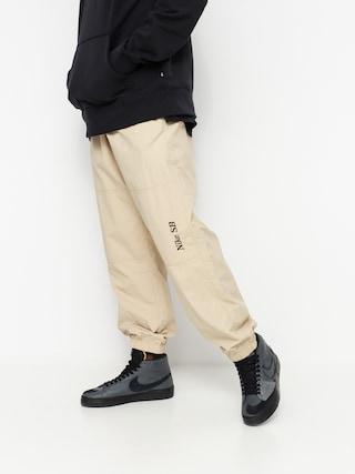 Nike SB Pantaloni Left Leg Logo (grain/velvet brown)