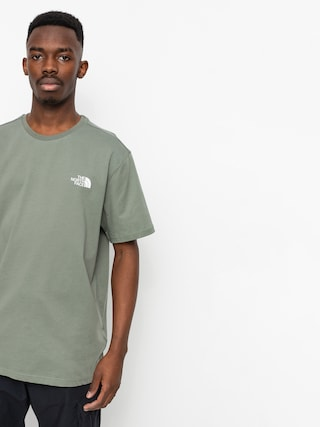 Tricou The North Face Simple Dome (agave green)