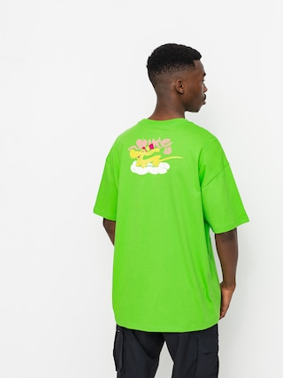 Nike SB Tricou Micro Logo (mean green)