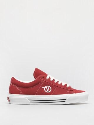 Pantofi Vans Sid (suede cardinal)