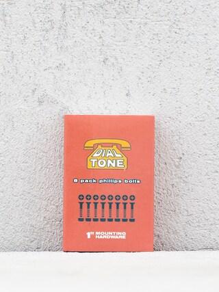 u0218uruburi Dial Tone Matchbook Bolts Phillips (orange)