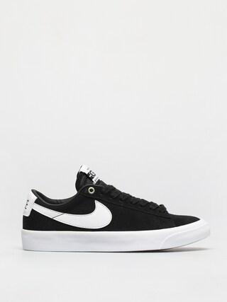 Pantofi Nike SB Zoom Blazer Low Pro Gt (black/white black gum light brown)
