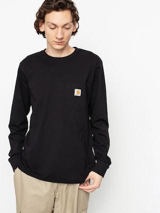 Tricou Carhartt WIP Pocket (black)