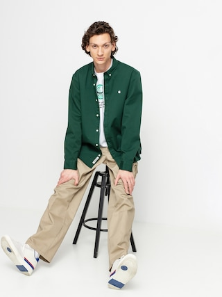 Carhartt WIP Cu0103mau0219u0103 Madison (treehouse/wax)