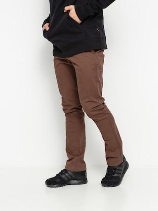Volcom Pantaloni Frickin Slim Chino (vintage brown)