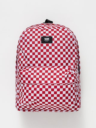 Vans Rucsac Old Skool III (chili pepper checkerboard)
