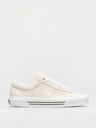 Pantofi Vans Sid (suede true white)