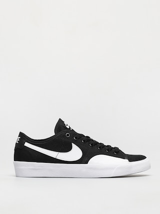 Pantofi Nike SB Blazer Court (black/white black gum light brown)