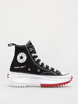Converse Pantofi Run Star Hike Hi (black)