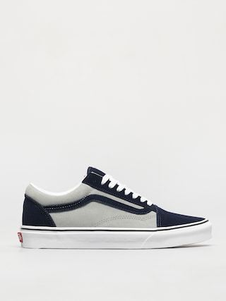 Pantofi Vans Old Skool (2 tone suede dress blues/mineral gray)