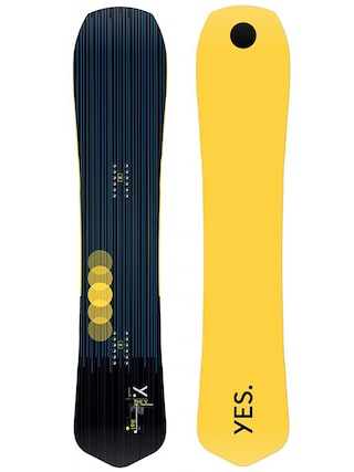 Yes Snowboard The Y (yellow/black)