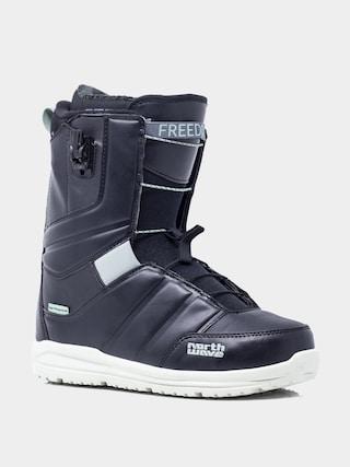 Northwave u00cencu0103lu021bu0103minte pentru snowboard Freedom Sl (black green)