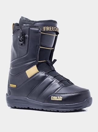 Northwave u00cencu0103lu021bu0103minte pentru snowboard Freedom Sl (black rubber)