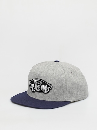 Vans u0218apcu0103 Classic Patch (heather grey/dress blues)
