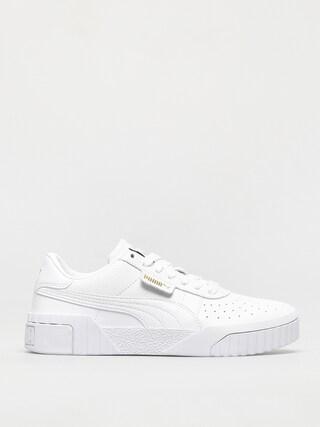 Pantofi Puma Cali Wmn (white)