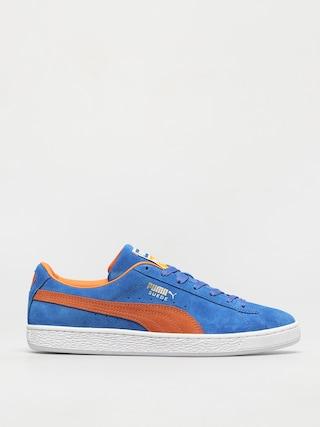 Pantofi Puma Suede Teams (blue)