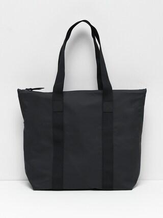 Pou0219etu0103 Rains Tote Bag Rush (black)