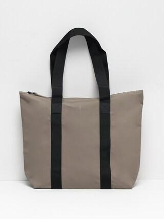 Pou0219etu0103 Rains Tote Bag Rush (taupe)