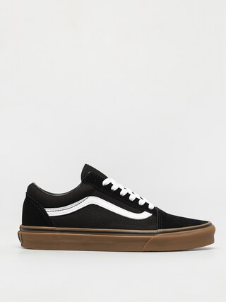 Pantofi Vans Old Skool (gumsole black/medium gum)