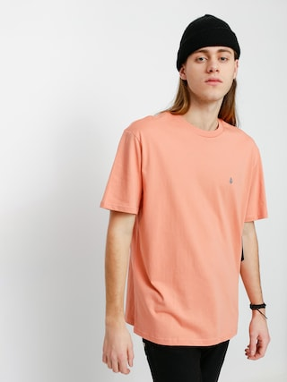 Volcom Tricou Stone Blanks Bsc (clay orange)