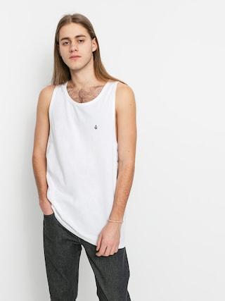 Tricou Volcom Stone Blanks Bsc (white)