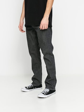 Volcom Pantaloni Vorta Denim (dark grey)