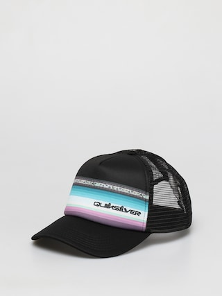 Quiksilver u0218apcu0103 Sun Faded Trucker ZD (black)