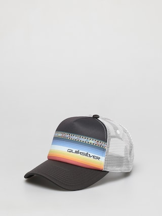 Quiksilver u0218apcu0103 Sun Faded Trucker ZD (india ink)