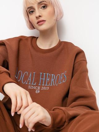 Local Heroes Hanorac Lh 2013 Wmn (chocolate brown)