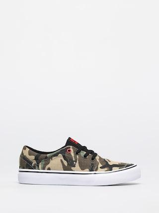 DC Pantofi Trase (black/camo print)