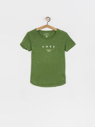 Roxy Tricou Oceanholic Wmn (vineyard green)