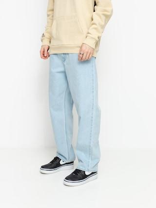 Volcom Pantaloni Billow (light blue)